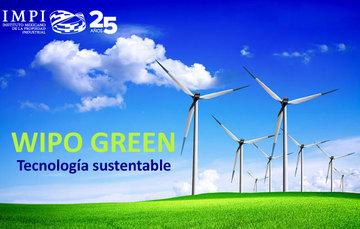 WIPO GREEN- el mercado de tecnología sustentable