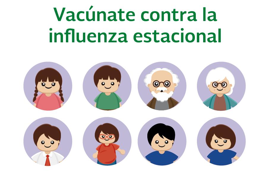 Influenza postal frente 2018