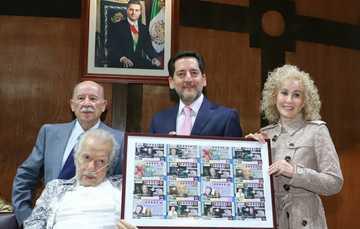 El Premio Mayor de 25 millones de pesos correspondió al billete de No. 18480; el segundo premio por un monto de dos millones de pesos, correspondió al billete No. 58130