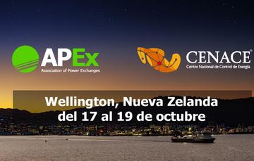 APEx otorga beca a colaborador del CENACE