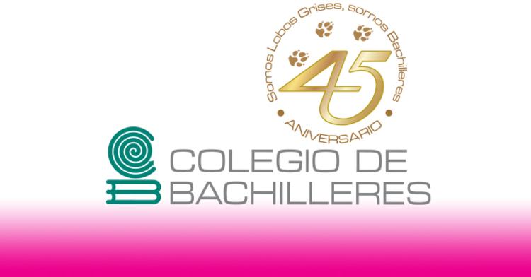 imagen del logotipo del 45 aniversario