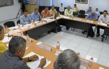 En el evento participaron los representantes e invitados especiales del sector productivo de altamar y ribereños y de las diferentes dependencias federales y organizaciones relacionadas con la pesca.