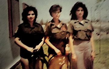 Mujeres en la Policía Federal