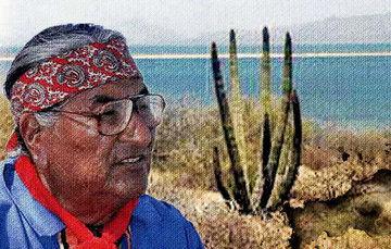 Cantos tradicionales del pueblo comca'ac. Adolfo Burgos Félix.