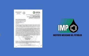 Autoriza la ASEA al IMP como Tercero.
