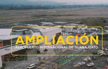 Ampliación y modernización del Aeropuerto Internacional de Guanajuato