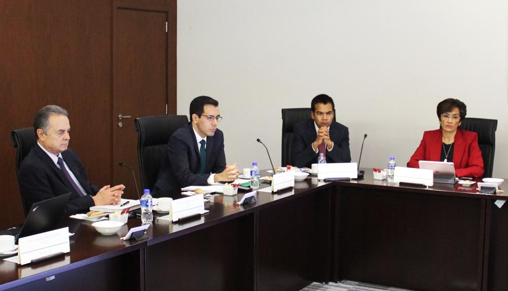 Participa la Dra. Lilí Domínguez en su primera sesión del Consejo de Administración del CENACE
