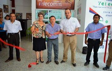 Telecomm atiende de manera efectiva a los 17 municipios con los que cuenta el estado de Tabasco.