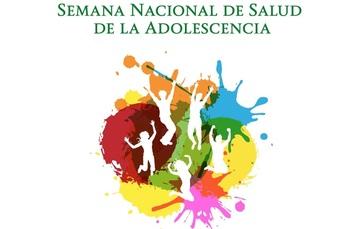 Imagen ilustrativa de la Semana Nacional de Salud de la Adolescencia 2018