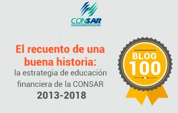 El recuento de una buena historia: la estrategia de educación financiera de la CONSAR 2013-2018.
