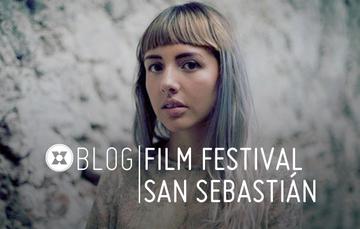 """Betzabé García  recibe el Premio Orona con su cortometraje """"The girl with two heads"""""""