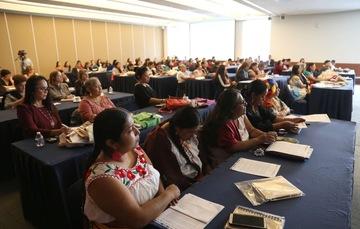X Jornadas de Acceso a la Justicia para las Mujeres Indígenas, 1o de octubre, Secretaría de Relaciones Exteriores
