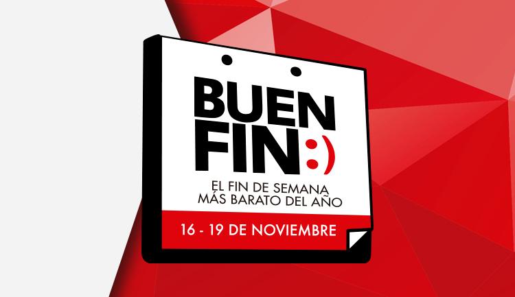 Logo del Buen Fin de la octava edición