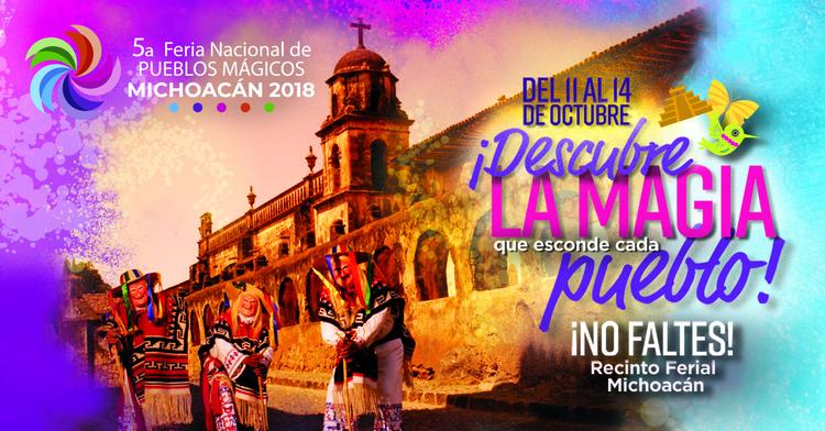 5a Feria Nacional de Pueblos Mágicos