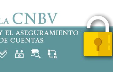 La CNBV y el aseguramiento de cuentas