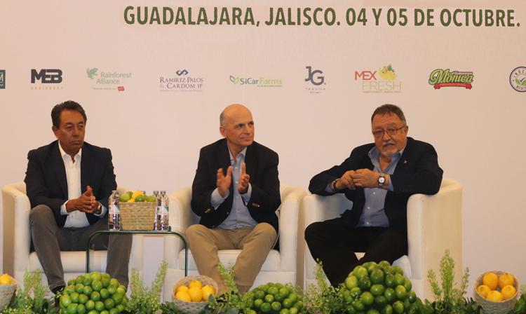 El Primer Congreso Internacional de Limón 2018 se realizó para impulsar la productividad y competitividad del cultivo del fruto