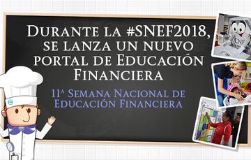 La CNBV participó en la SNEF2018 y la Semana Mundial del Inversionista