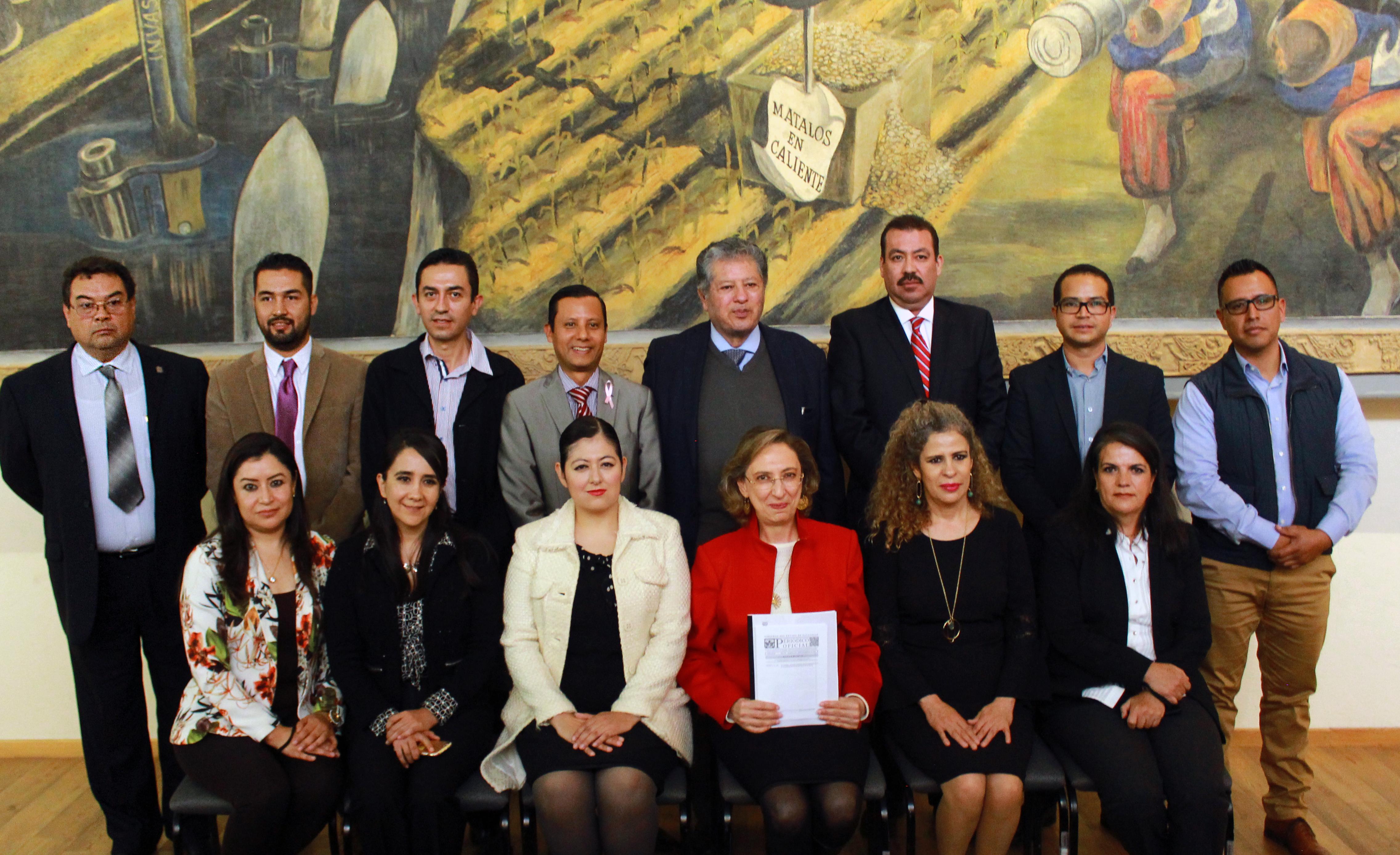 Autoridades Zacatecanas