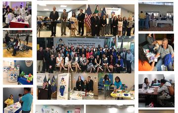 Oficialmente se inauguró la XVIII Edición de la Semana Binacional de Salud (SBS).