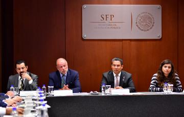 Anuncian SFP y GACM Informe de Avances en atención a recomendaciones de la OCDE