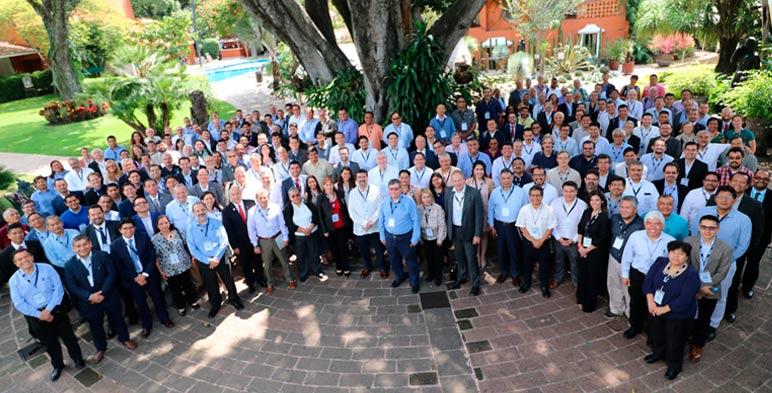 Taller para identificar necesidades nacionales de I+D+i en la transformación de la red eléctrica mexicana.