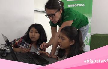 A través de los #PuntoMéxicoConectado brindamos la infraestructura y conectividad necesarias para la operación de #MujeresEnSTEMmx