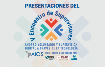 Presentaciones del V Encuentro de Supervisores AIOS