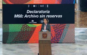 Se efectuó en el Archivo General de la Nación