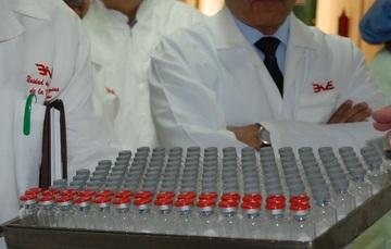 Certificación de BPM a una empresa fabricante de productos biológicos para uso animal