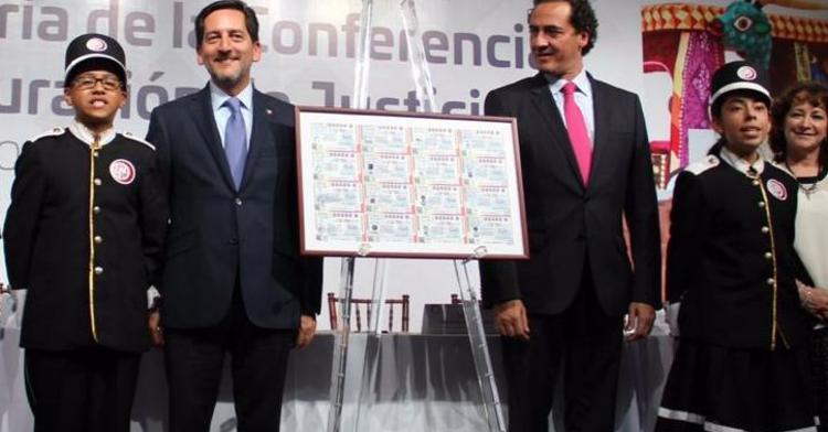 """El Sorteo Mayor No. 3689 tendrá verificativo el martes 23 de octubre en el Salón de Sorteos del Edificio """"El Moro"""" de la Lotería Nacional"""