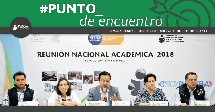 REUNIÓN NACIONAL ACADÉMICA 2018