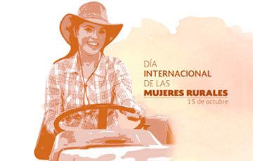 En el marco del Día Internacional de las Mujeres Rurales, el Atlas Agroalimentario 2012-2018 destaca su participación en el sector agrícola