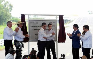 """""""El crecimiento promedio de la economía del Estado de Michoacán en estos seis años ha sido de 3.6 por ciento, superior al promedio de crecimiento del país"""": EPN"""