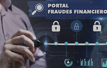 Portal de Fraudes Financieros