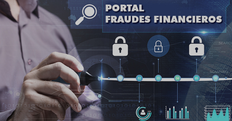 Portal de Fraudes Financieros