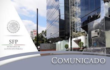 Entregará SFP datos estadísticos de México contenidos en la matriz sobre casos de cohecho, reportados por la OCDE