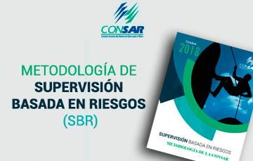 """CONSAR publica por primera vez su metodología de """"Supervisión Basada en Riesgos"""" (SBR)."""