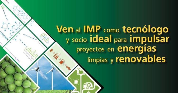 Promueve el IMP proyectos de energías limpias y renovables entre ejecutivos del sector energético.
