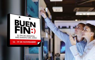 Imagen de El Buen Fin 2018, del 16 al 19 de noviembre