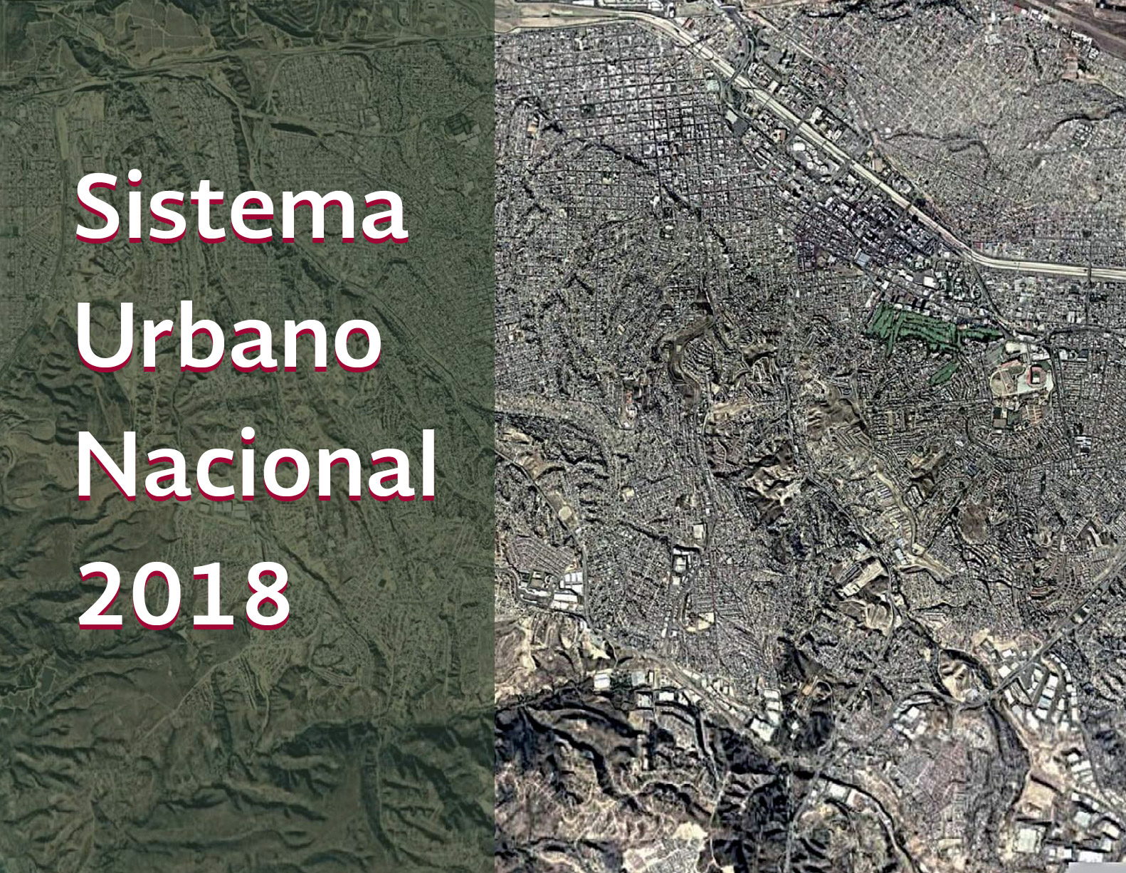 Sistema Urbano Nacional 2018