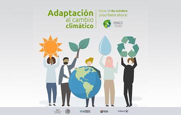Curso en línea de adaptación al cambio climático