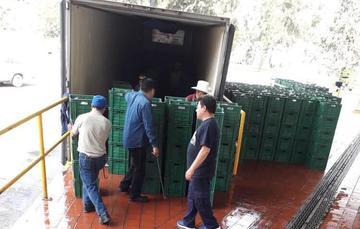 """Apoya Liconsa a damnificados por huracán """"Willa"""""""