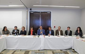 """Realizan Conafe y BID la reunión """"La Relación Tutora: Una alternativa Pedagógica para Estudiantes Binacionales"""""""