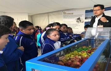 En el marco de la 25a. Semana Nacional de Ciencia y Tecnología, se llevó a cabo, en el Centro Cultural y Educativo del Estado de Querétaro Manuel Gómez Morín, la EXPOCYTEQ