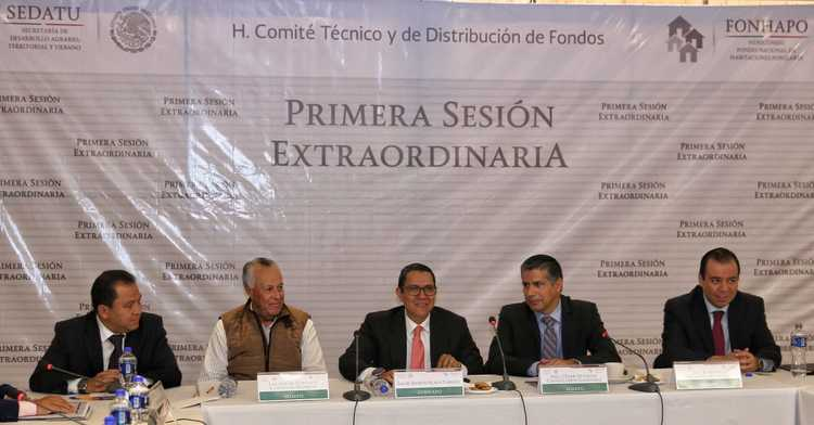 Presidium del Comité Técnico