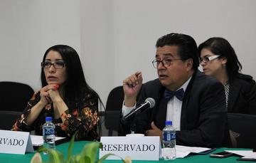 Dr. Fernando Meneses González, director de Investigación de la Comisión Nacional de Arbitraje Médico (Conamed).