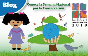 Conoce la Semana Nacional por la Conservación