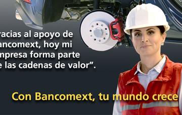 Cadenas de valor Bancomext