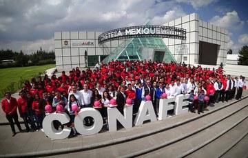 Reconocen Conafe y Educar Uno proyectos de Desarrollo Comunitario