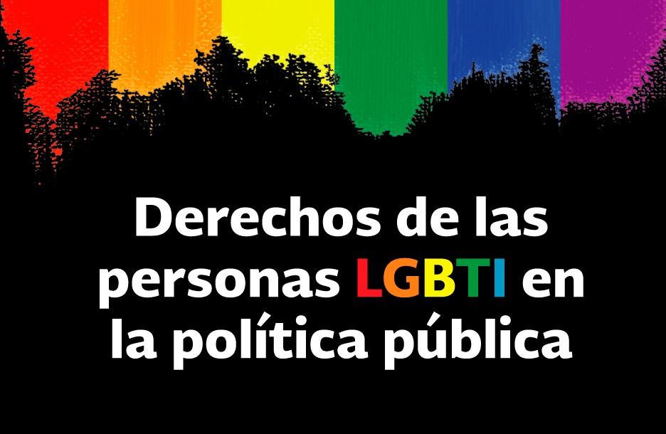 """El Indesol te invita a la presentación del libro """"Derechos de las personas Lgbti en la política pública"""""""